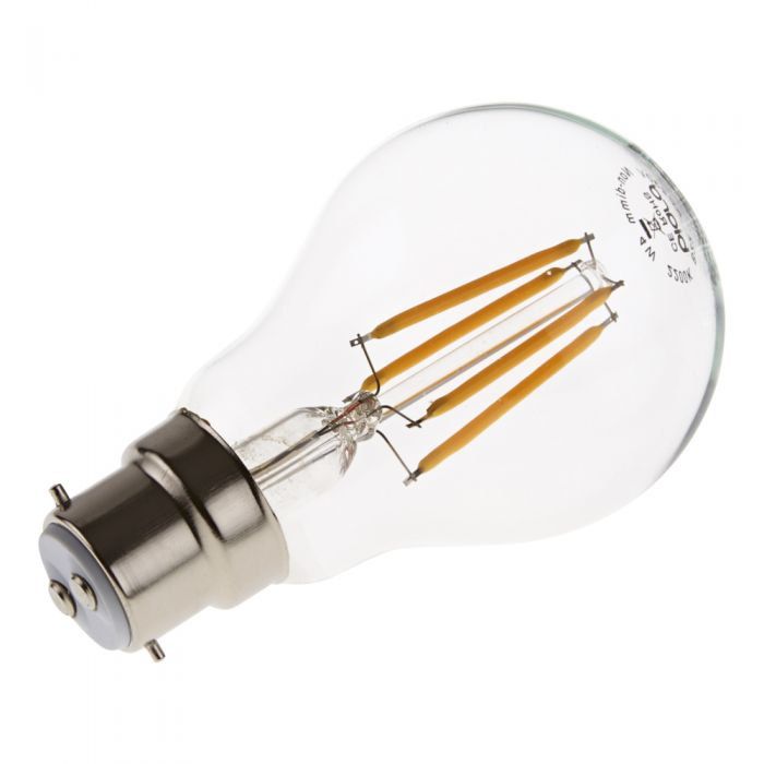 4W B22 Retro LED Gloeilamp