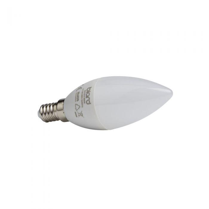 Multipak - 6 x 5W E14 LED Kaarslampen
