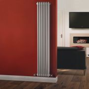 Windsor Designradiator Verticaal Klassiek Wit 180cm x 29,3cm x 10cm 1169 Watt