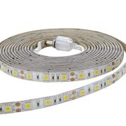 1 x IP65 Waterbestendige LED 5050 strip verlichting - 5m - Warm wit