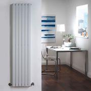 Sloane Designradiator Verticaal Wit 160cm x 35,4cm x 5,4cm 862 Watt