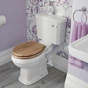 Richmond Toilet met Reservoir met Keuze Toiletzitting