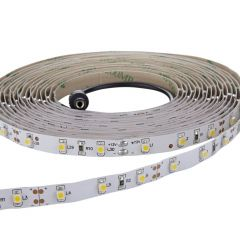1 x IP20 LED 3528 strip verlichting - 5 meter - Warm Wit - Binnenverlichting