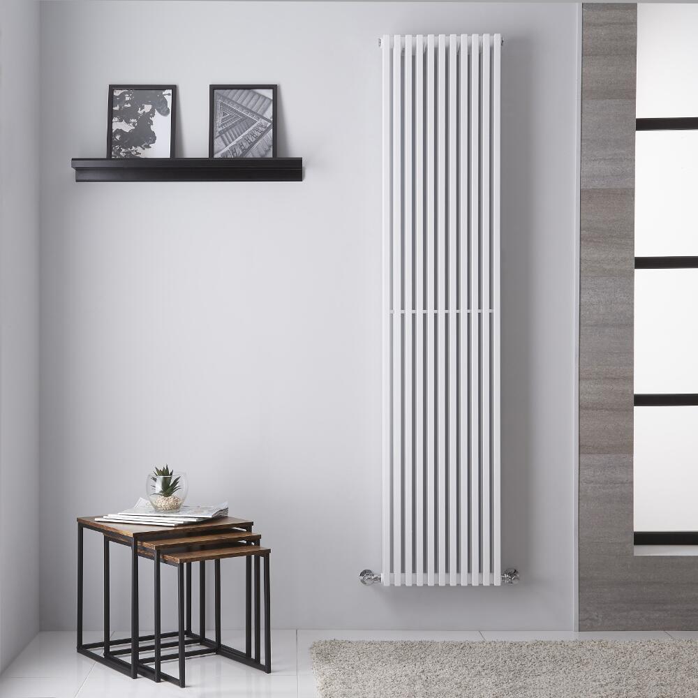 Neive Designradiator Wit 180,6cm x 39,2cm 925Watt