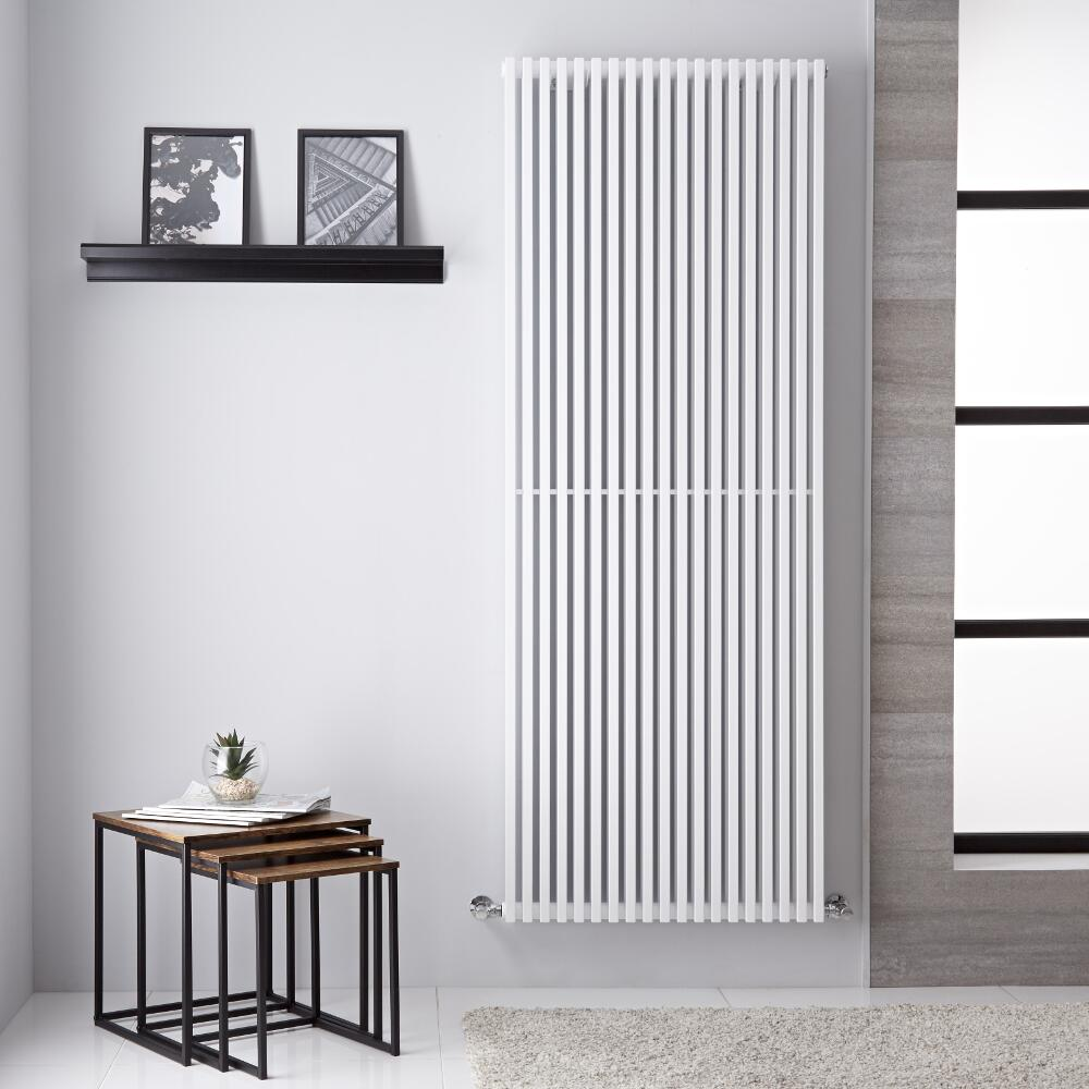 Neive Designradiator Wit 180,6cm x 68cm 1597Watt