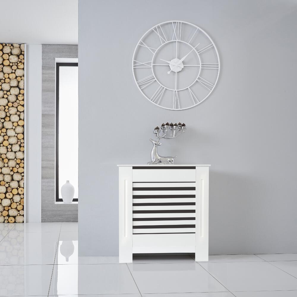 Newham Radiatorombouw Horizontaal Wit 78 cm x 81,5 cm  x 19 cm