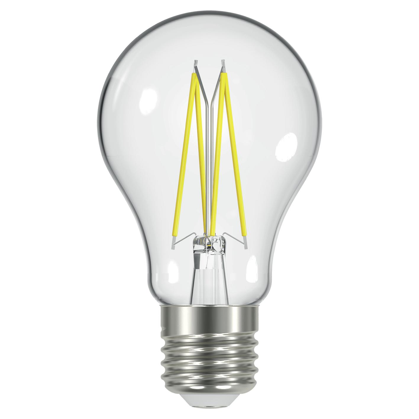 6 x Retro Gloeilampen 6.2W E27 LED