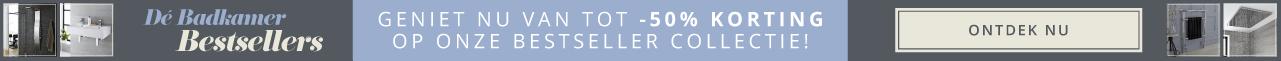 Dé Badkamer Bestsellers Geniet Nu Van Tot -50% Korting Op Onze Bestseller Collectie! Ontdek Nu