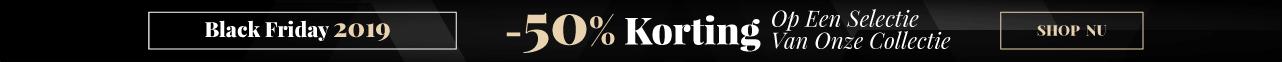 -15% Kassakorting Op Alle Bestellingen Vanaf €250 & Tot - 50% Korting Op Een Selectie Van Onze Collectie |Gebruik BLACK15 In De Winkelwagen - Shop NU