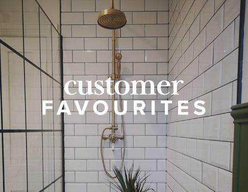 Customer favourites