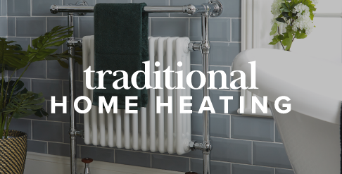 Traditional home heating