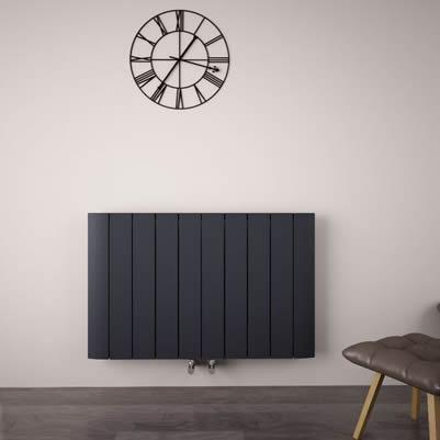 Alle horizontale radiatoren