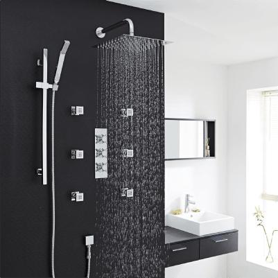 Alle 3-weg douchesystemen
