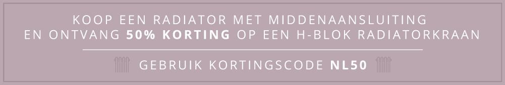 Categorie Promotie Banner voor Extra Korting. Bespaar tussen 10 & 50% met kortingscodes NL10, NL20, NL50